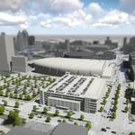 Milwaukee Bucks practice facility will be first structure completed in arena district