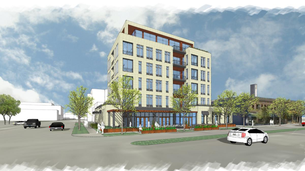 jim graves plans luxury condos and restaurant in uptown