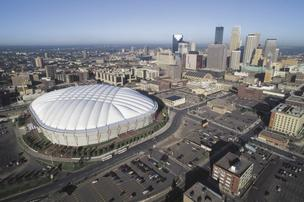 It looks like the Metrodome may be down to its final year. Officials say the stadium, which opened in 1982, likely will be torn down in early 2014 to make way for the new Minnesota Vikings stadium.