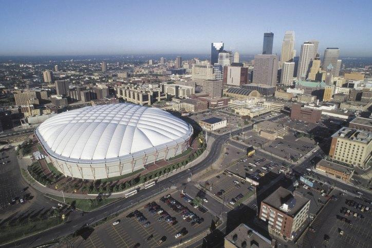 Watch out for fake Minnesota Vikings tickets for this weekend's home opener at the Metrodome.