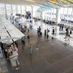Passenger count drops at Eisenhower Airport in July on lower capacity