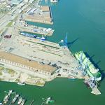 Galveston projects ramp up to serve main industries