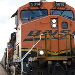 BNSF: We'll catch up with farm shipments by summer