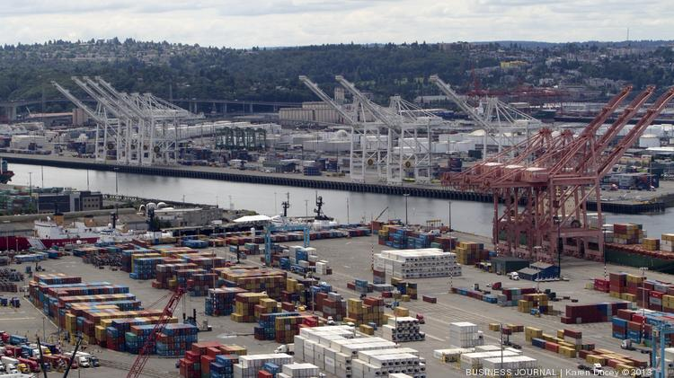 Harbor Island and Port of Seattle operations are part of the maritime industry in Seattle, which employs more than half the number of people working at Boeing.