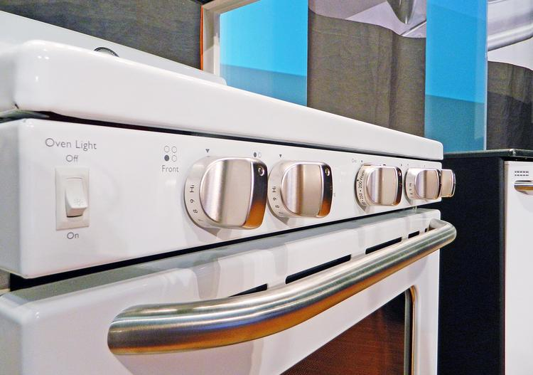 Analog controls are among the features that give the Artistry line a retro style.