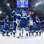 Stanley Cup chase shines light on Tampa