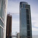One <strong>Rincon</strong> tower expected to sell for record price despite empty units