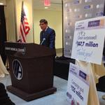 Albany Med campaign surpasses $125 million fundraising goal
