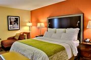 "No. 14 on the list is the Pittsburgh Marriott City Center, 112 Washington Place, Pittsburgh, where the Presidential Suite is $699 a night. Wet bar, 47"" HDTV, king bedroom, personal work station with 37"" HDTV, jetted tub, Signature Marriott bedding, plug-in panel, refrigerators, fitness center, pool, event space."