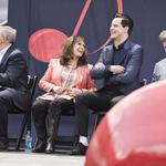Slideshow: Loretta Lynn, <strong>Jack</strong> <strong>White</strong> inducted into Music City Walk of Fame