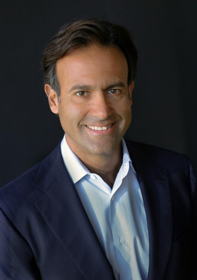 George Boutros, partner in Qatalyst, San Francisco.
