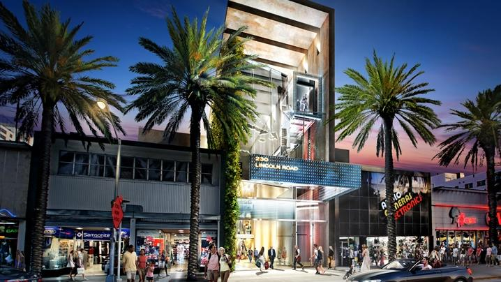 Wells Fargo Lends 29m To Redevelop Building On South Beach S Lincoln Road South Florida