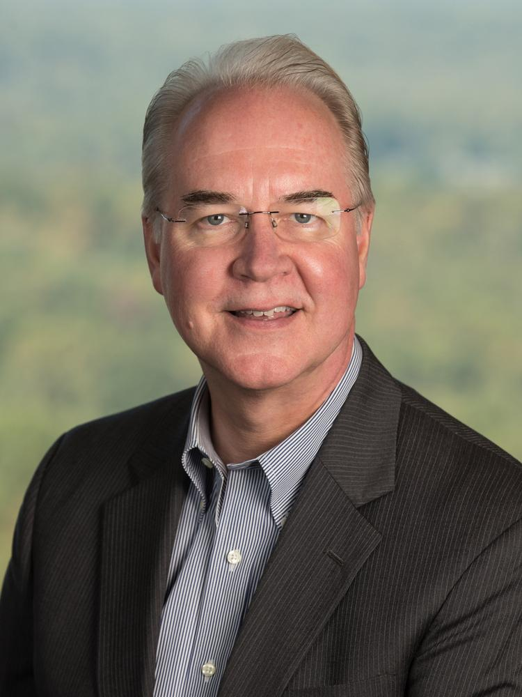 Trump taps Rep. Tom Price as secretary of Health and Human Services ...