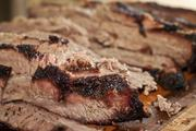 Jerry Built purchases 5,000 pounds of brisket every month for the company's burger.