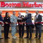 Colorado's Boston Market is joining the Army