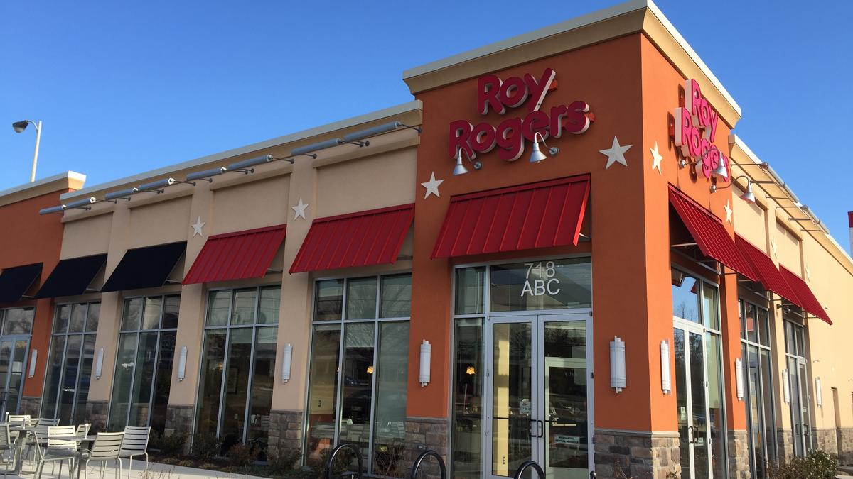 Roy Rogers Plans 22 New Locations Brings On Director Of Franchise Development Washington Business Journal