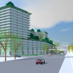 EXCLUSIVE: 572-unit apartment building proposed next to West Oakland BART
