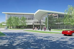 CenturyLink is building a 300,000-square-foot, Moody Nolan-designed technology center next to its headquarters.