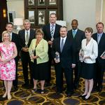 KCBJ celebrates CFO of the Year honorees