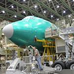 Slack air freight demand bad news for 747 orders