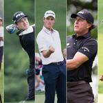 PHOTOS: 2015 Memorial Tournament – Tiger's historically bad day, Lingmerth's playoff victory and more