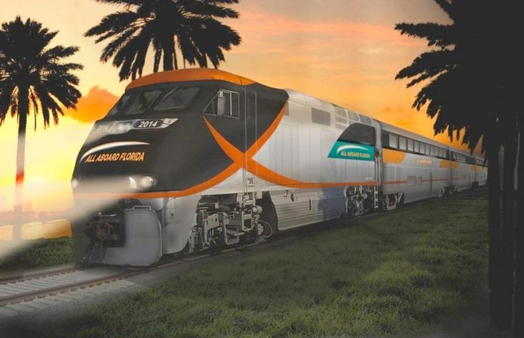 The All Aboard Florida passenger rail is moving closer to connecting Orlando to Miami.