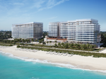 Surf Club Four Seasons hotel and residences gets topped off