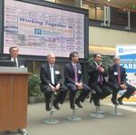 Panel: Triad health systems face 'schizophrenia' in modern health care industry