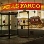 Where was the Wells Fargo board as hotline complaints poured in?