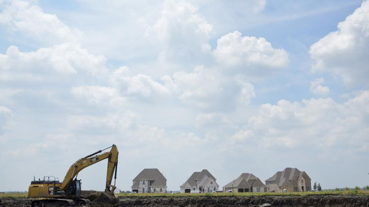Windsong Ranch in Prosper is one of the growing master-planned communities underway in North Texas.