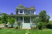 "A home in Walnut Grove known as ""The Golden House"" will be part of a feature on Victorian homes in HGTV magazine. It's also for sale."