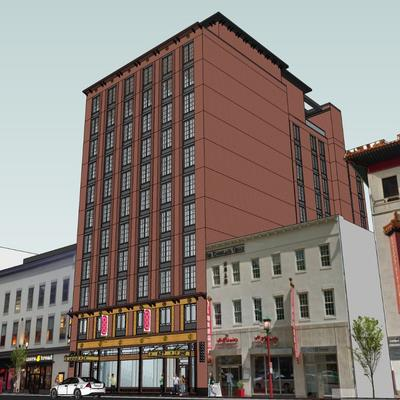 Pod Hotel To Expand D C With New In Chinatown Washington Business Journal