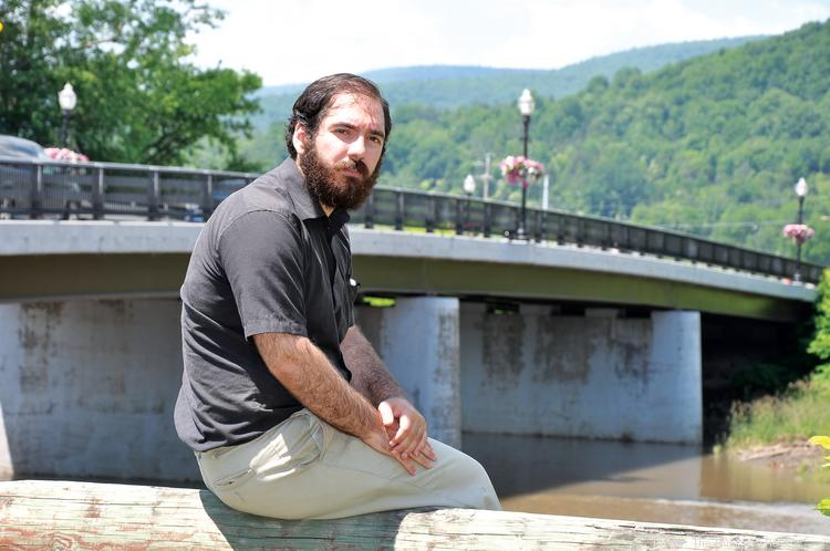 Middleburgh Mayor Matt Avitabile has made attracting anchors like a grocery store a priority. The town's grocery store was wiped out in the flood nearly two years ago and never returned.