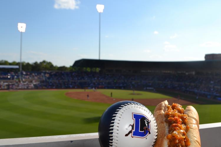 The Durham Bulls ranked No. 37 on a list of the best minor league baseball markets.