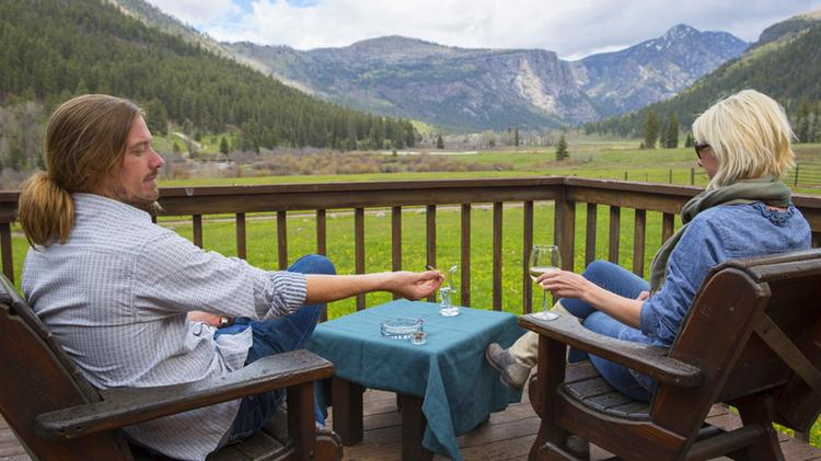 CannaCamp, a resort aimed at pot smokers, is opening on 170 acres in Durango this summer.