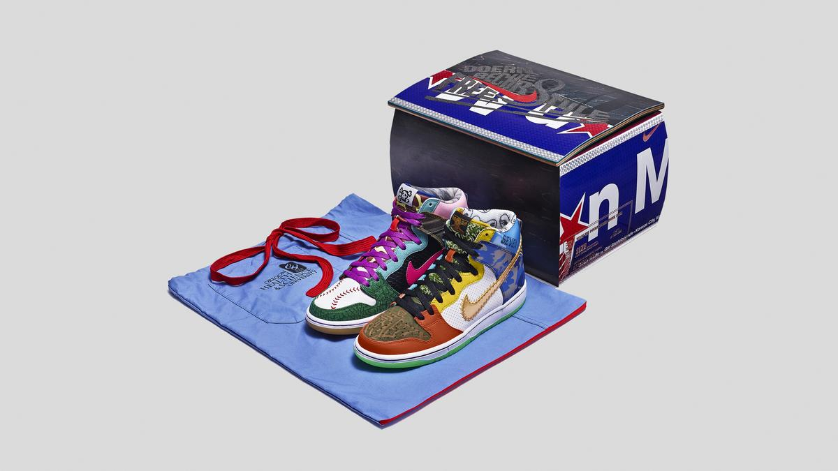 rx diaporama salomon - Nike, Doernbecher ready lucrative auction of 11 ultra-rare shoes ...