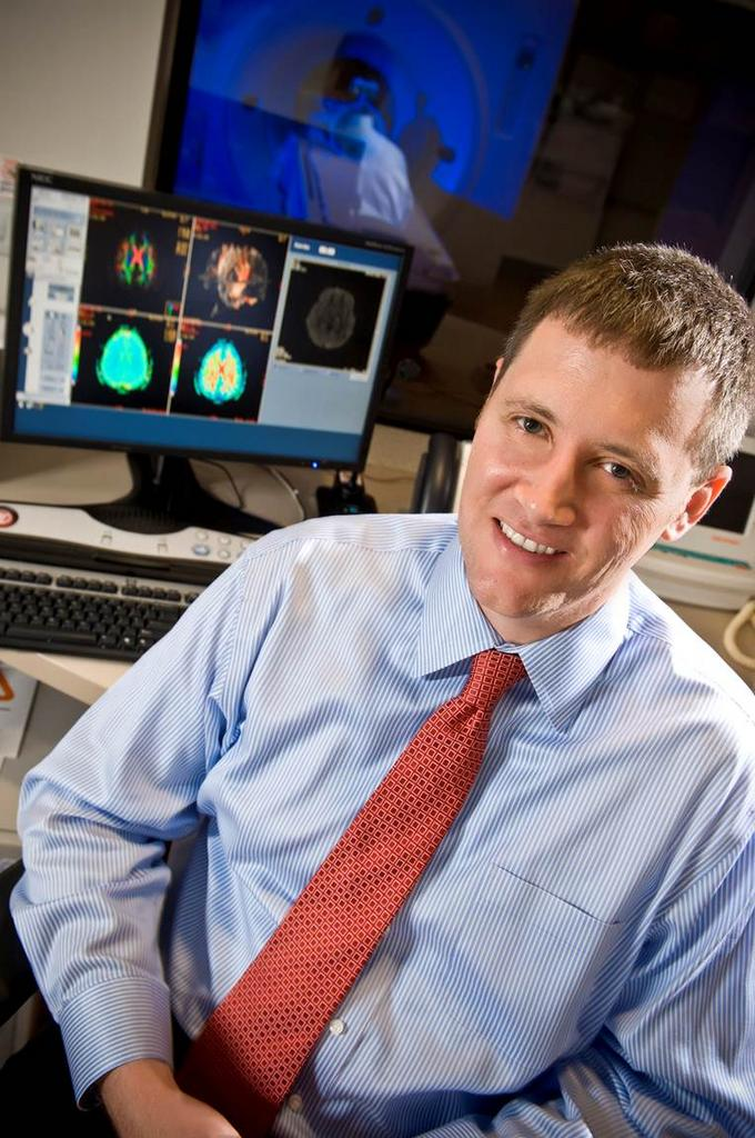 Jason Parker is director of the Wright State Research Institute.