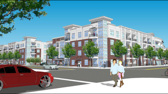 Alliance Residential Co A Phoenix Based Multifamily Developer Plans To Build Broadstone