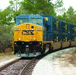 Would CSX benefit from proposed merger?