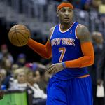 <strong>Carmelo</strong> <strong>Anthony</strong> and NYC's top-paid athletes earned $231.5M. City teams, though, still losers