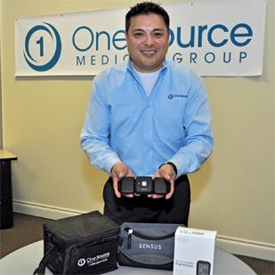 Jon Jimenez is leading One Source Medical Group on a quest to be a leader in diabetes management, featuring services and supplies for testing and pain management.