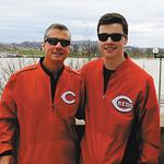 Former UC outfielder, now TQL's leader, still 'all in' as Reds fan