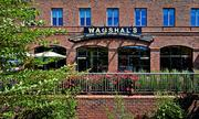 Wagshal's new location at 3201 New Mexico Ave. NW.