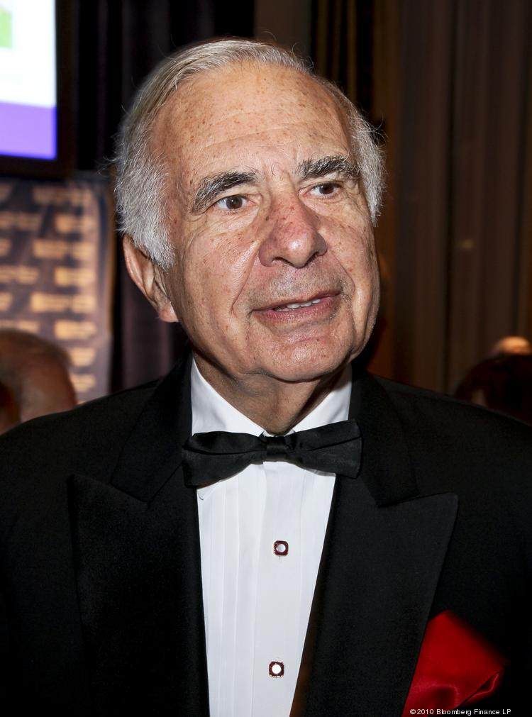 Carl Icahn and Dell Inc. reached an agreement in April for Icahn not to own more than 10 percent of the company's stock.