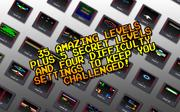 The game has 35 levels, plus five secret levels players have to find.