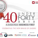 See who our judges selected as 40 Under Forty Most Outstanding recipients