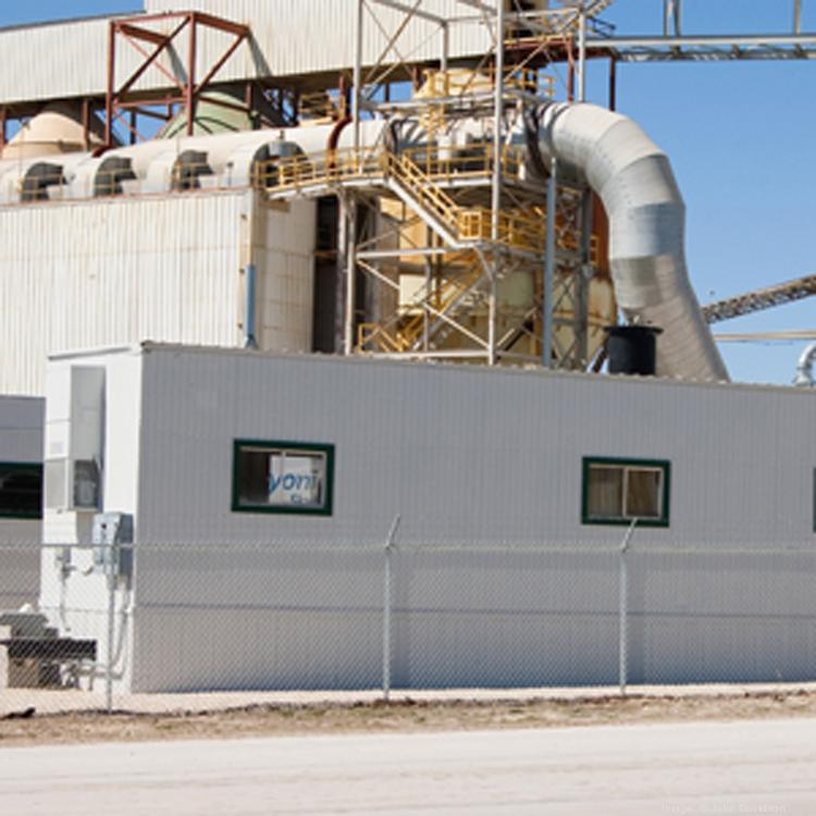 Skyonic's test facility at Capitol Aggregates' plant helped the firm win backing for a full-scale venture.