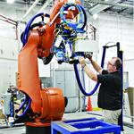 So long Rosie, hello Robot: Meet the machine that's about to revolutionize the airplane factory
