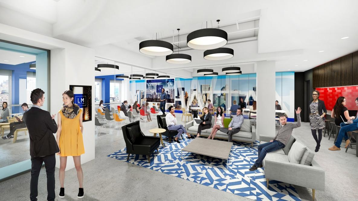 Blue apron hq - Launched By The Downtown Alliance Lower Manhattan Hq Could Be Silicon Alley S New Center New York Business Journal