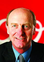 No. 17 - Peter Swinburn, CEO and president, Molson Coors Brewing Co. Total 2012 compensation: $7,044,572